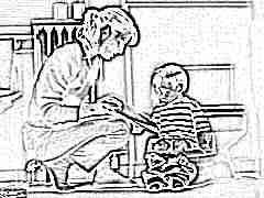 Лечение цистита у детей 4-8 лет