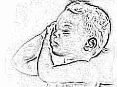 Почему у ребенка появилась сыпь и что делать?