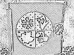 razvivayushchie-knizhki-iz-tkani-dlya-detej-svoimi-rukami-7 Как сделать развивающие книжки малышки своими руками из фетра, ткани, мягкую, из бумаги? Развивающая книжка для самых маленьких своими руками, для детей от 1 года: пошаговая инструкция