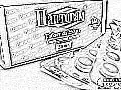 Таблетки «Пантогам» для детей: инструкция по применению