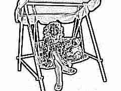 Детские садовые качели: как правильно выбрать?