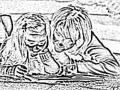 Как научить ребенка быстро и правильно читать?