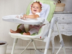 Стульчики для кормления Happy Baby