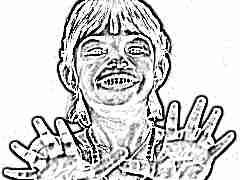 Сыпь на ладонях и ступнях у ребенка