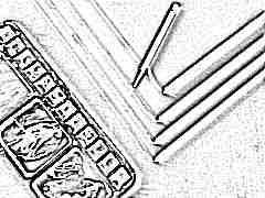 Бумага для акварели: лучшие варианты
