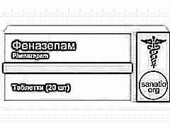 Феназепам: инструкция по применению для детей