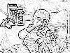 Капли «Проспан» для детей: инструкция по применению