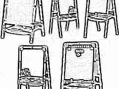 Мольберт Nika Kids: особенности и преимущества