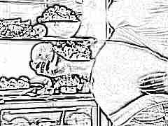 Питание беременной женщины в третьем триместре