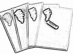Бумага для рисования: виды и характеристики