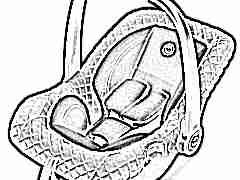 Автолюльки Happy Baby: обзор ассортимента