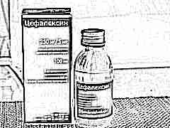 Цефалексин для детей: инструкция по применению