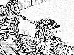 Прогулочные коляски с большими колесами: особенности и преимущества