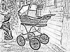 Ретро-коляски: стильные варианты для новорожденных