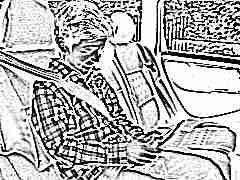 С какого возраста ребенок может ездить без автокресла?