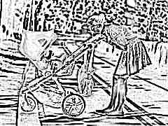 Выбираем летнюю коляску для ребенка