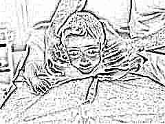 Массаж шеи и воротниковой зоны ребенку