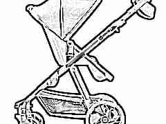 Модельный ряд детских колясок фирмы 4moms