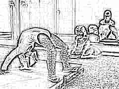 Гимнастика для детей 7-8 лет: виды и эффективные упражнения