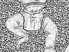 Как изготовить марлевые подгузники для новорожденных?
