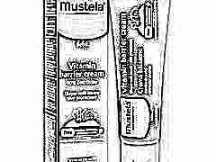 Крем под подгузник Mustela: характеристики и применение
