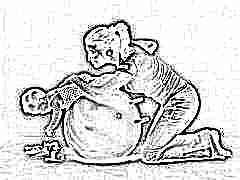 ЛФК для детей до года