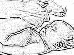 Массаж при запоре у грудничка
