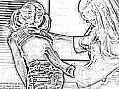 О чем свидетельствуют красные пятна на спине у ребенка и что делать?