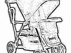 Обзор популярных моделей колясок Joovy
