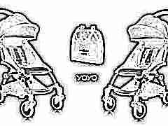 Отличия колясок Yoyo и Yoya