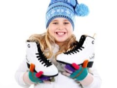 Какие бывают детские коньки и как их правильно выбрать?