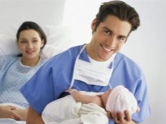 Особенности партнерских родов. Плюсы и минусы совместных родов с мужем
