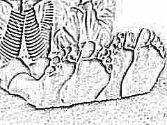 Проблемы с пятками у детей и взрослых с точки зрения психосоматики