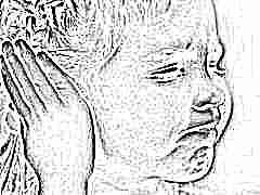 Особенности лечения отита у детей в домашних условиях