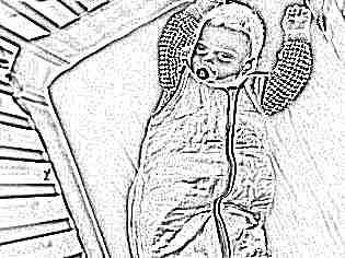 Спальный мешок на молнии для новорожденных своими руками
