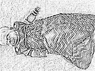 Спальный мешок на пуговицах для новорожденных своими руками