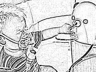 Использование небулайзера против кашеля без температуры у ребенка