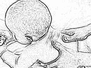 Дренажный массаж против кашеля без температуры у ребенка