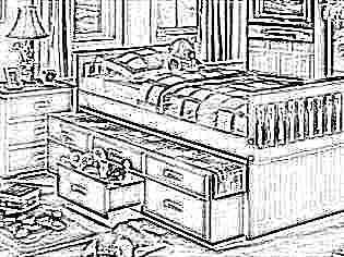 Кровать икеа для ребенка