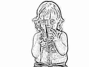 Температура и неприятный запах у ребенка