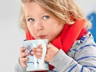Сок подорожника детям от кашля