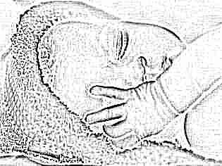 Слезится глаз у малыша массаж