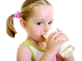 Какое молоко давать ребенку в 4 года
