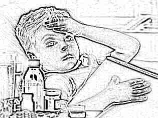 Ребенок не ест не пьет вялый 2 года