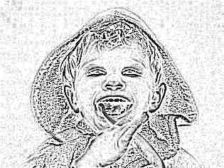 Белое горло у ребенка и температура чем лечить