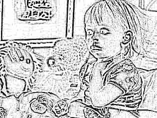 Болезни горла и гортани фото у детей