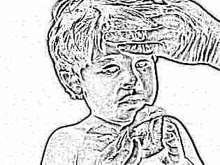 Нормальное горло у ребенка фото