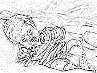 Судороги в ногах у ребенка 2 года