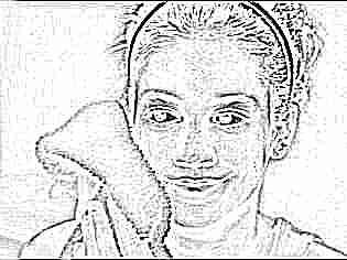 Сыпь у ребенка на голове лице шее