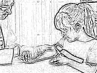 Сильный зуд и высыпание на коже у ребенка